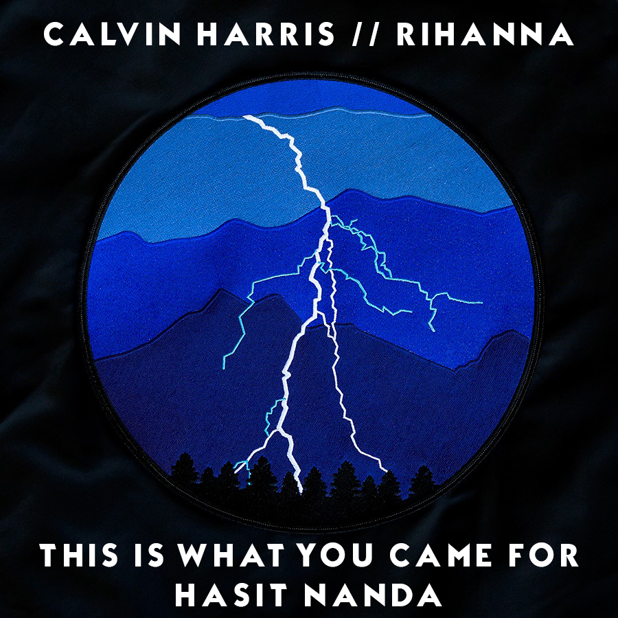 Calvin harris feat.rihanna this is what you came for скачать